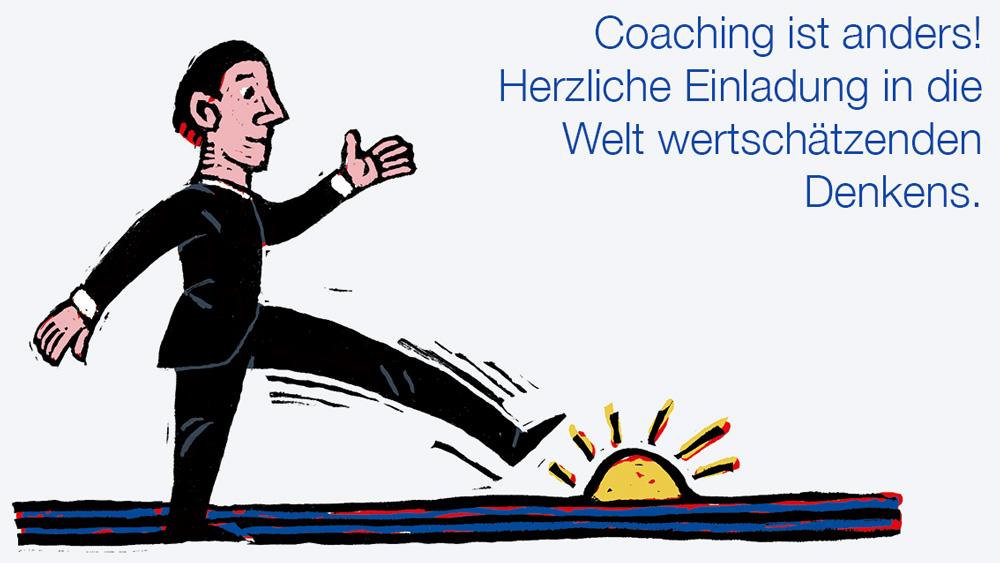 Coaching ist anders